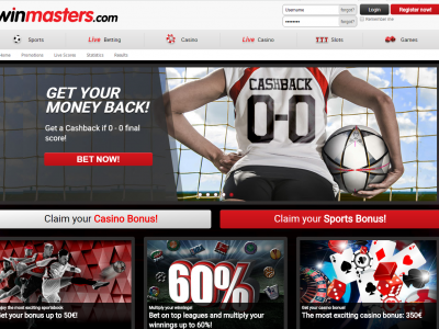 WInmasters home page