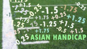 ασιατικό χάντικαπ asian handicap