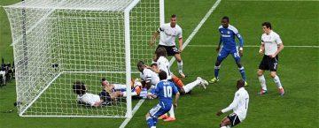 goal-goal γκολ-γκολ αμφισκορο και οι δυο ομαδες να σκοραρουν