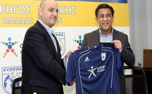 ΟΠΑΠ Κύπρου Εθνική ομάδα