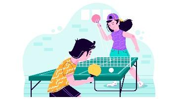 Table Tennis (Πινγκ Πονγκ) Οδηγός